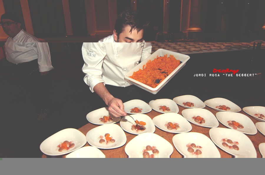 Crazy Rouge+14 Starlite Charity Dinner 2013+Jordi Roca