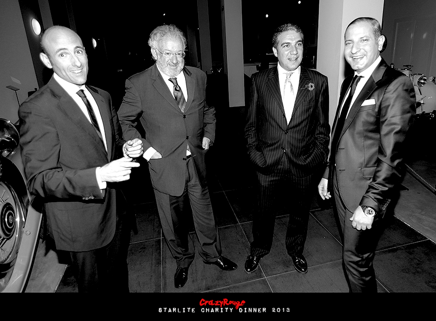 Crazy Rouge+20 Starlite Charity Dinner 2013