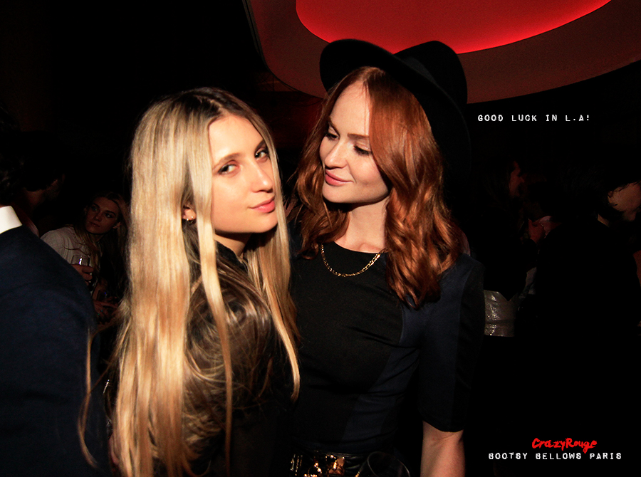 CrazyRouge+Bootsy Bellows 16+Natascha Witzleb+CrazyRouge+Alexandra Aguilera