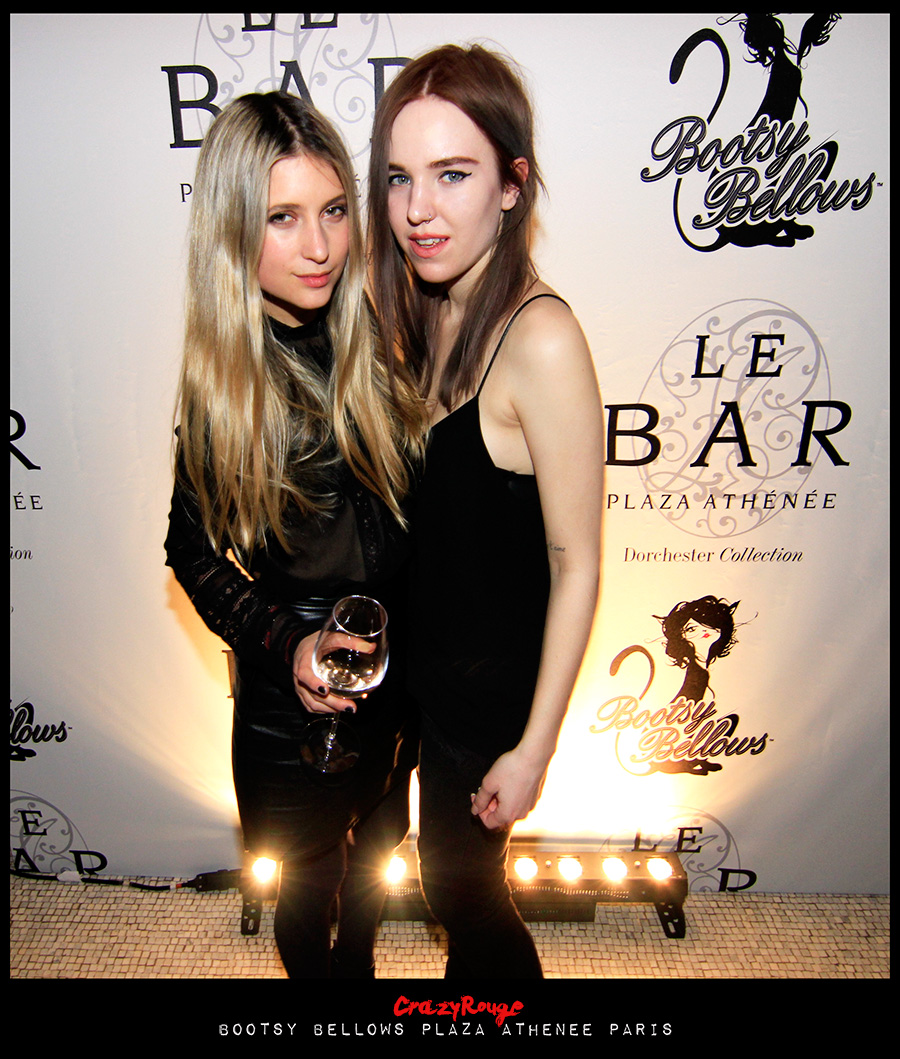 CrazyRouge+Bootsy Bellows 5+Natascha Witzleb