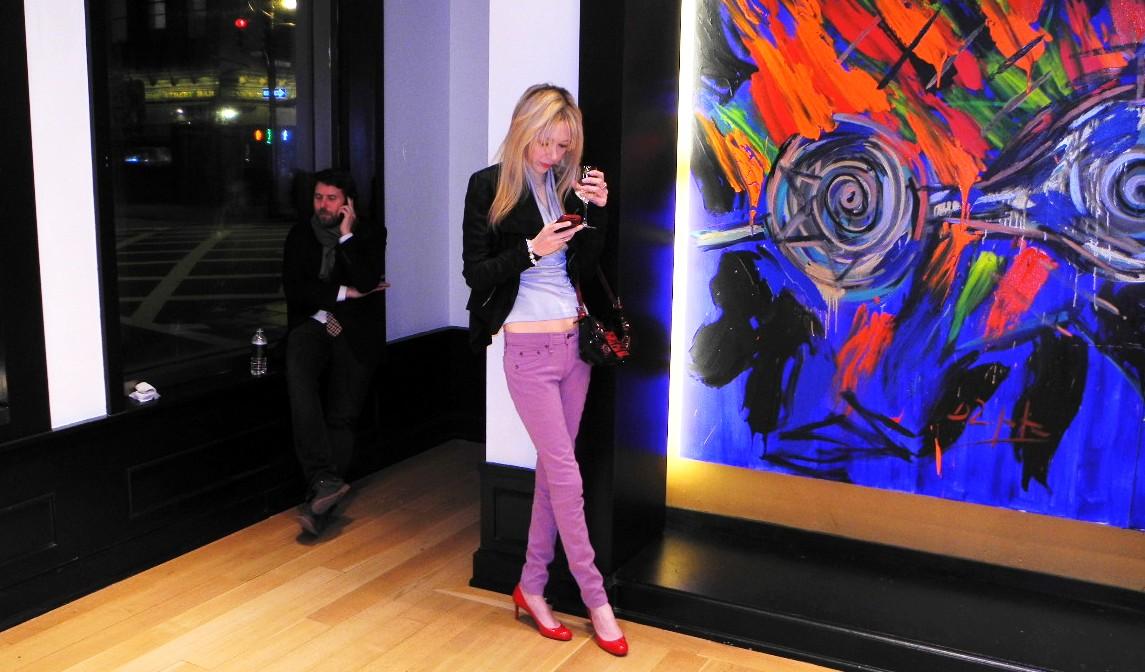Melissa Berkelhammer+Domingo Zapata+11 Minutes Opening Reception