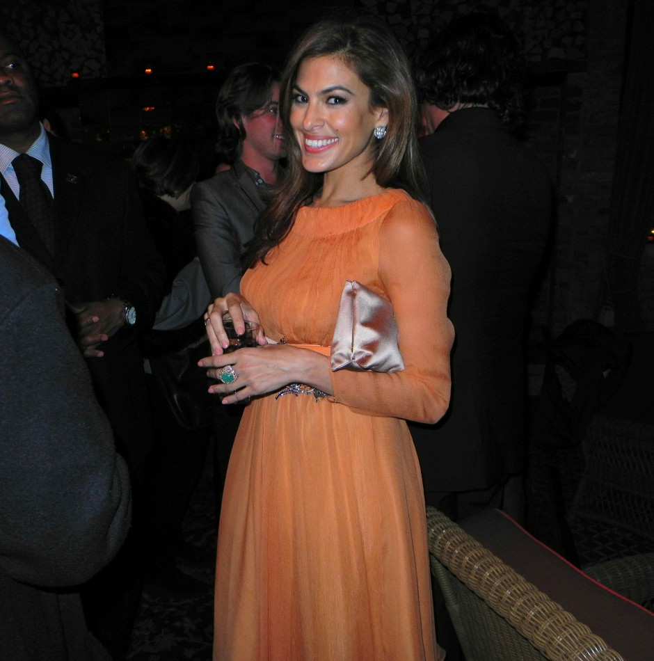 Eva Mendes+THE PLACE BEYOND THE PINES+premiere