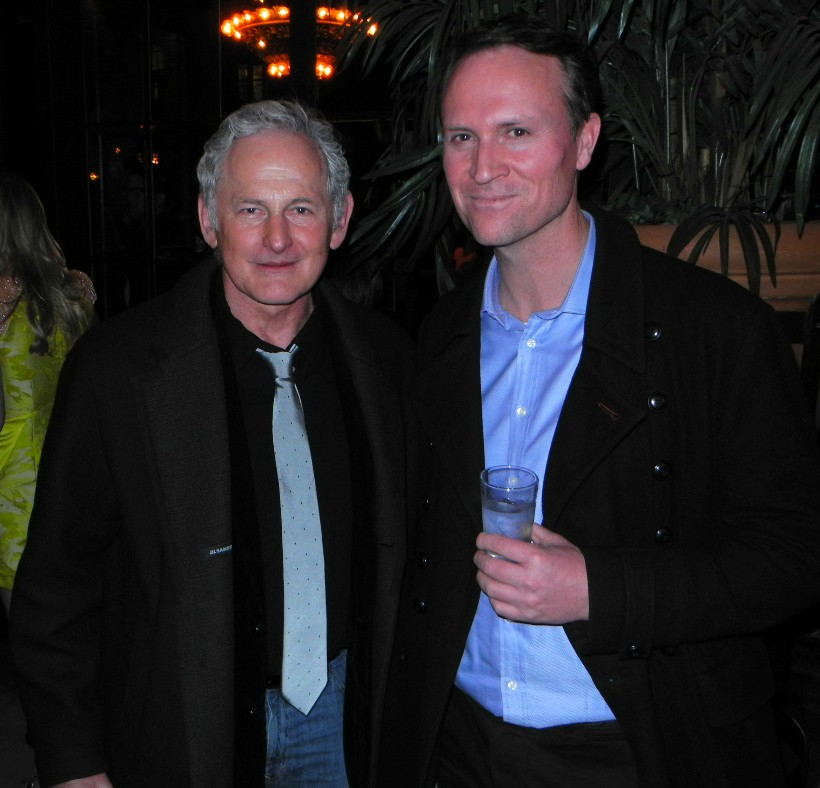 Victor Garber+Sean Campbell+THE PLACE BEYOND THE PINES+premiere