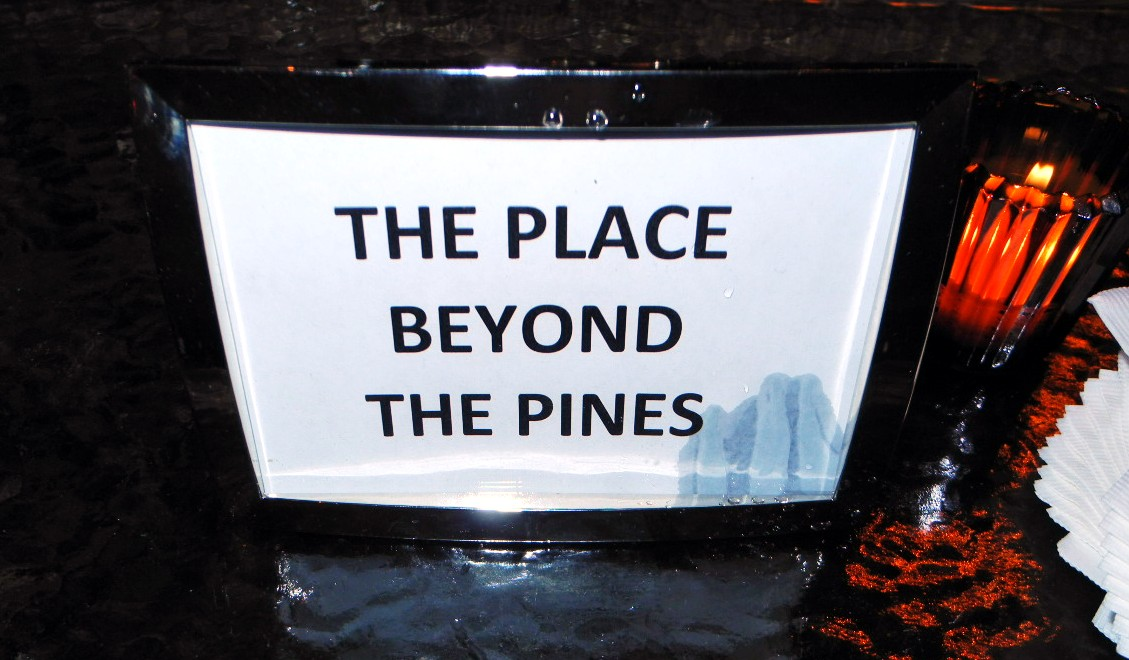THE PLACE BEYOND THE PINES+premiere