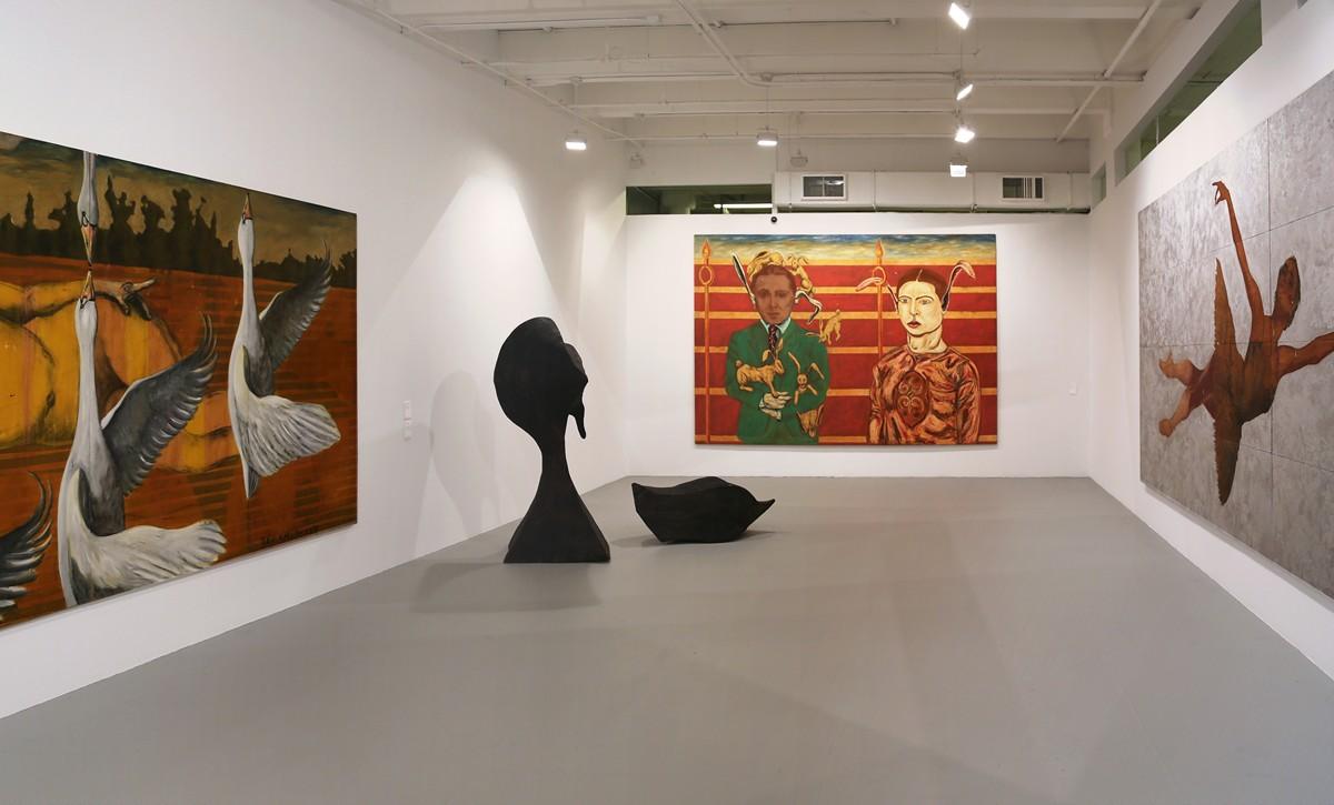 Ray Smith Installation 1
