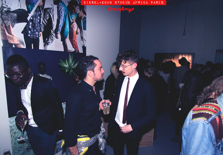 012 CrazyRouge, AlexandraAguilera, Diesel, Diesel+Edun, project, AfricaStudio, Paris, FashionWeek, itgirl, topmodel, artist, party, lifestyle, CrazyRougelife, redhotsociety