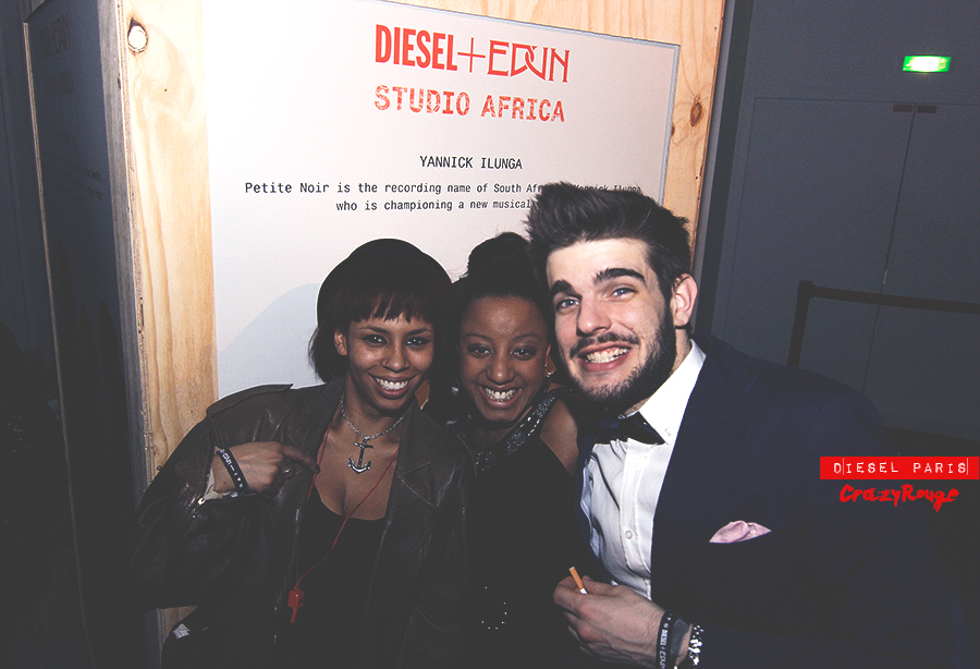 049 CrazyRouge, AlexandraAguilera, Diesel, Diesel+Edun, project, AfricaStudio, Paris, FashionWeek, itgirl, topmodel, artist, party, lifestyle, CrazyRougelife, redhotsociety