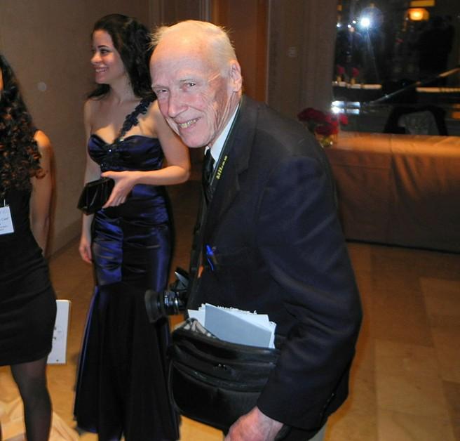 Ballet Hispanico Plaza Hotel + Bill Cunningham