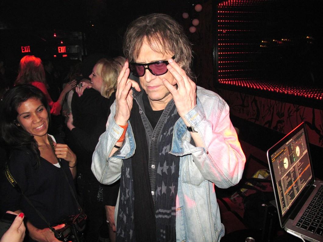 Mick Rock, SHK Magazine Le Baron