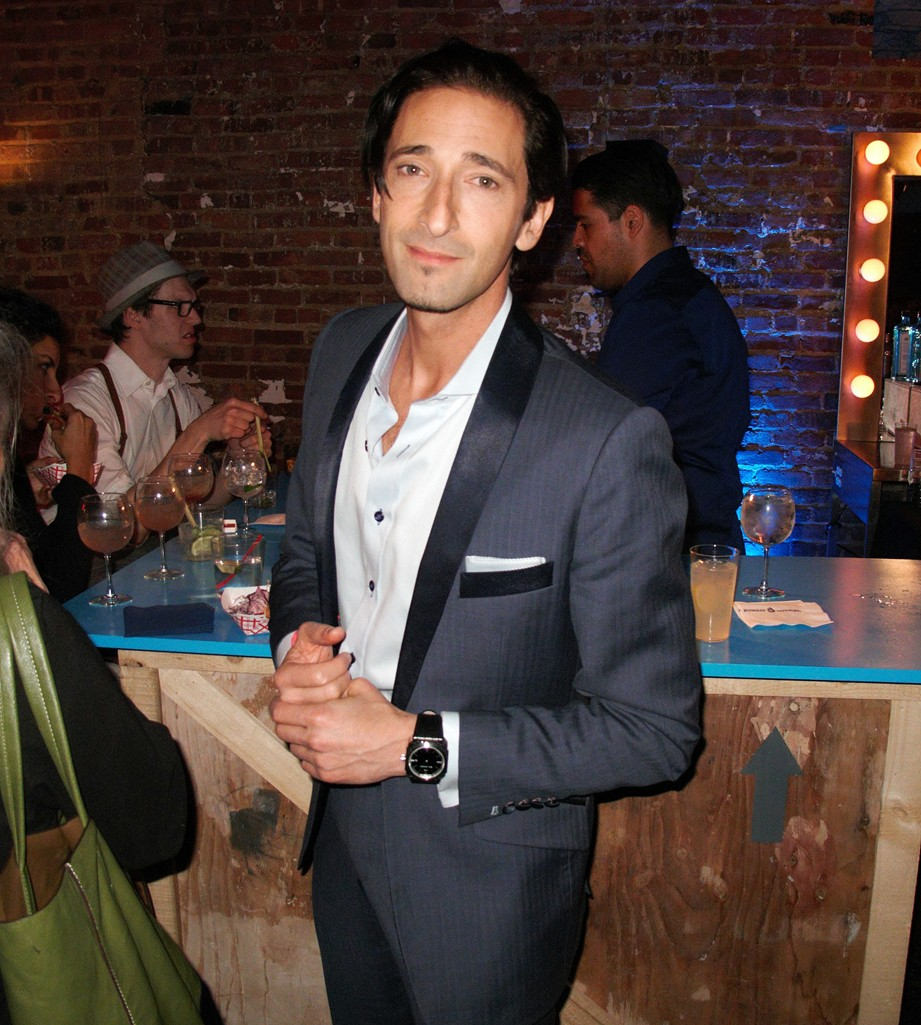 Imagination Series.Adrien Brody resize
