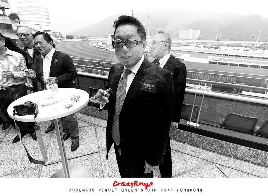 Audemars Piguet Queen's cup 2013 Hong Kong