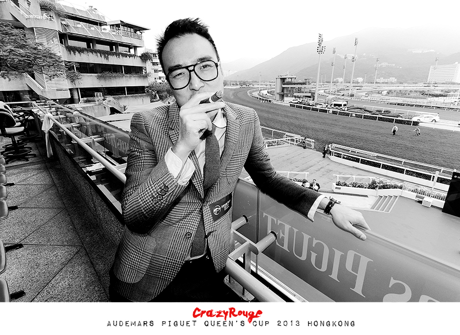 Audemars Piguet Queen's cup 2013 Hong Kong