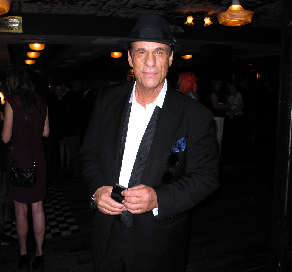 Robert Davi The Iceman Premiere