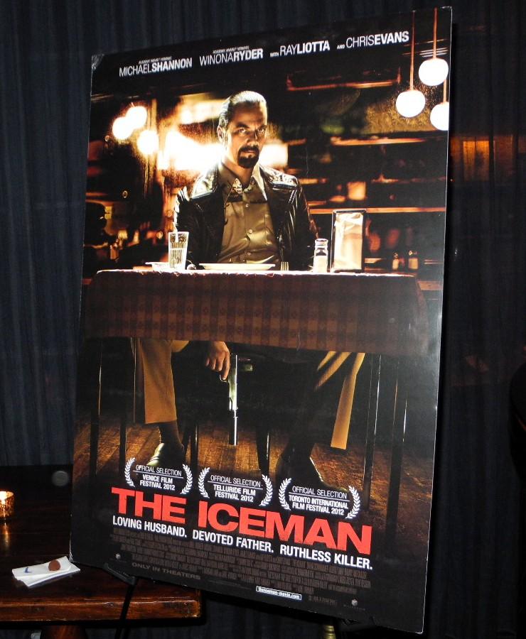 The Iceman Premiere