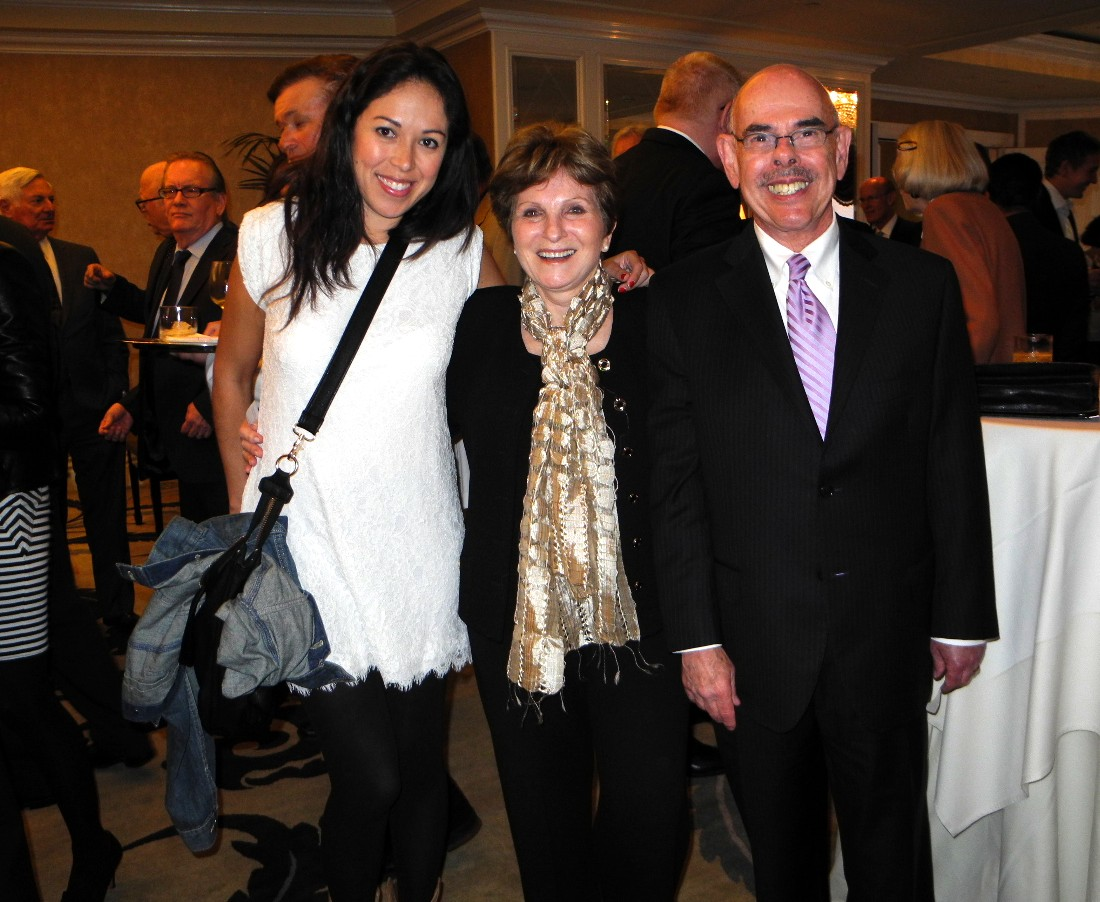 Andrea J. Garcia, Janet Kessler, Henry Waxman 9TH ANNUAL AMERICAN SPIRIT AWARDS Beverly Hills Hotel