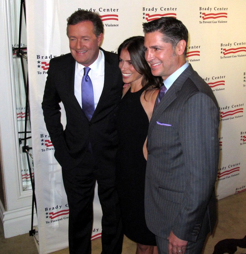 Piers Morgan, Laura Wasser, Brady Center to Prevent Gun Violence