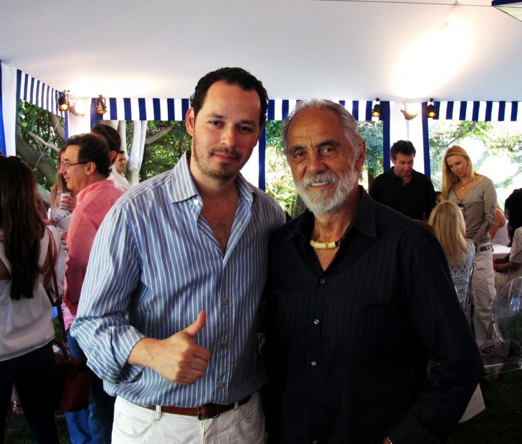 Tommy Chong, Beverly HIlls Invitational Tennis