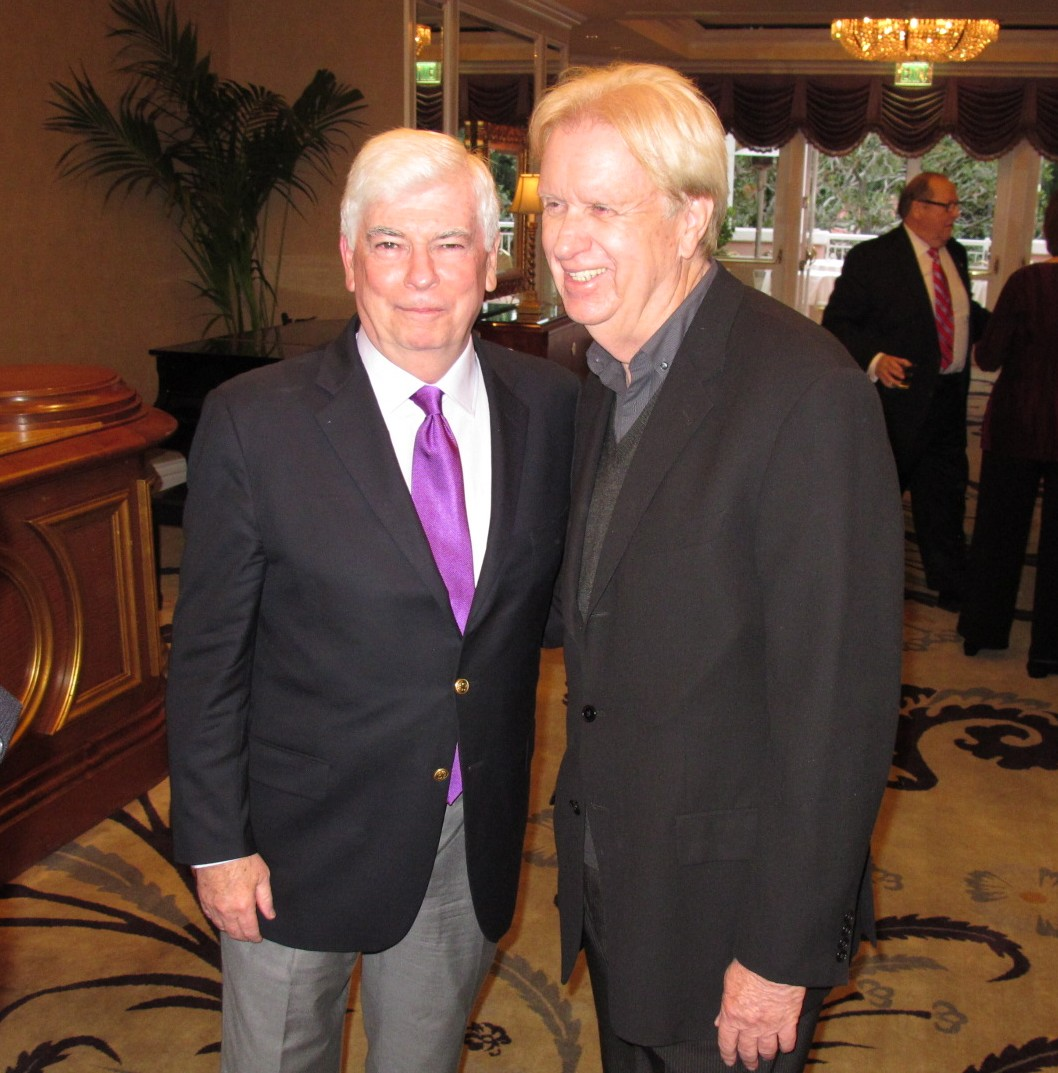 Christopher Dodd, 9TH ANNUAL AMERICAN SPIRIT AWARDS Beverly Hills Hotel