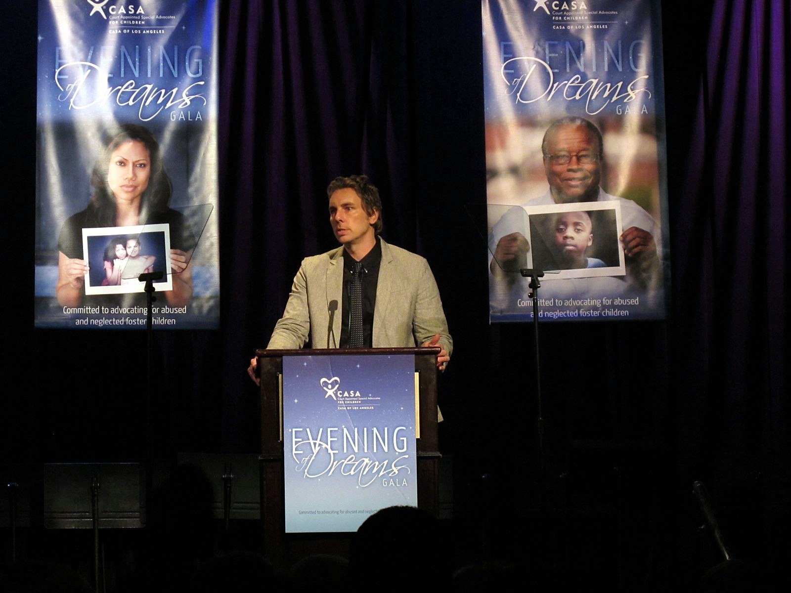 Dax Shepard, CASA Evening of Dreams Gala