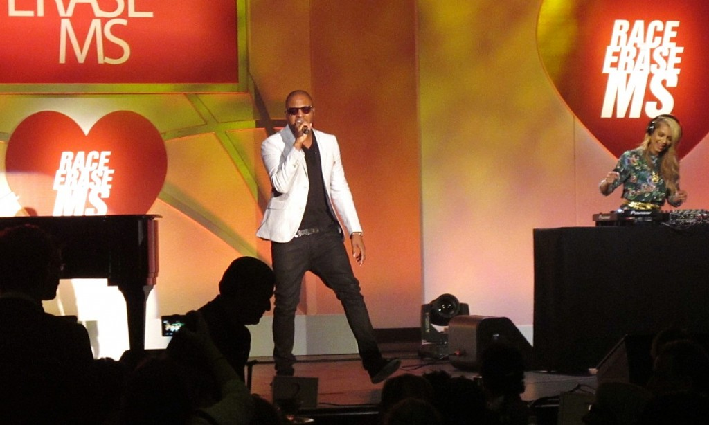 Taio Cruz, Race to Erase MS 2013