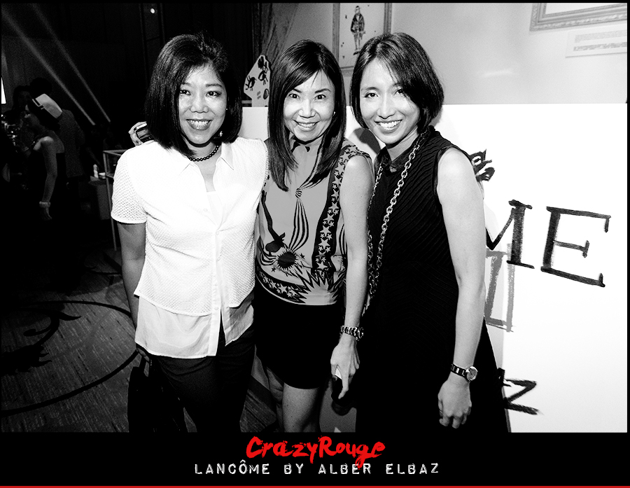 25.	Esther Ma, CrazyRouge, CrazyRougelife, Lancôme show x Alber Elbaz, Lancôme, Make-up, CrazyRougeHongKong