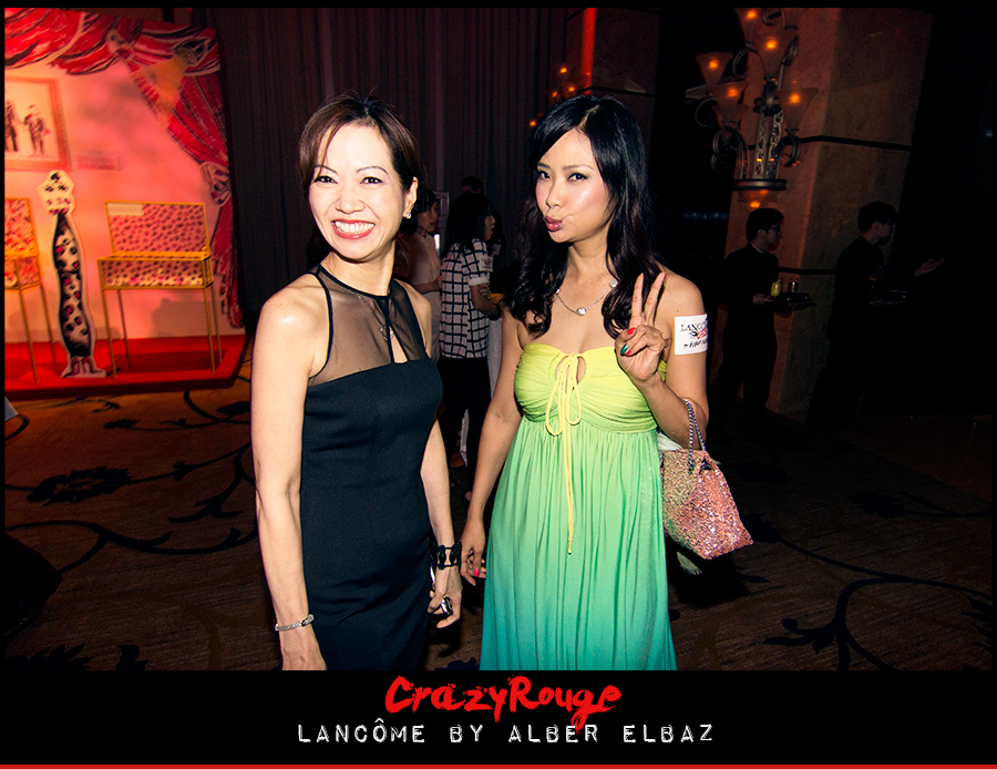 28.	CrazyRouge, CrazyRougelife, Lancôme show x Alber Elbaz, Lancôme, Make-up, CrazyRougeHongKong