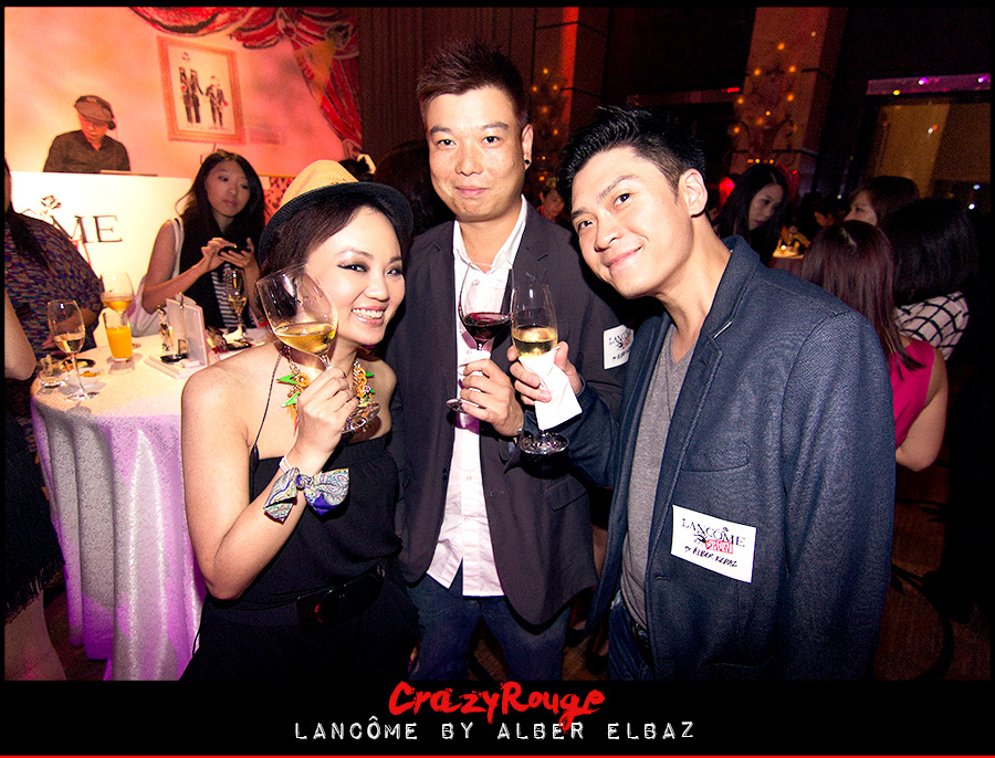 32.	CrazyRouge, CrazyRougelife, Lancôme show x Alber Elbaz, Lancôme, Make-up, CrazyRougeHongKong