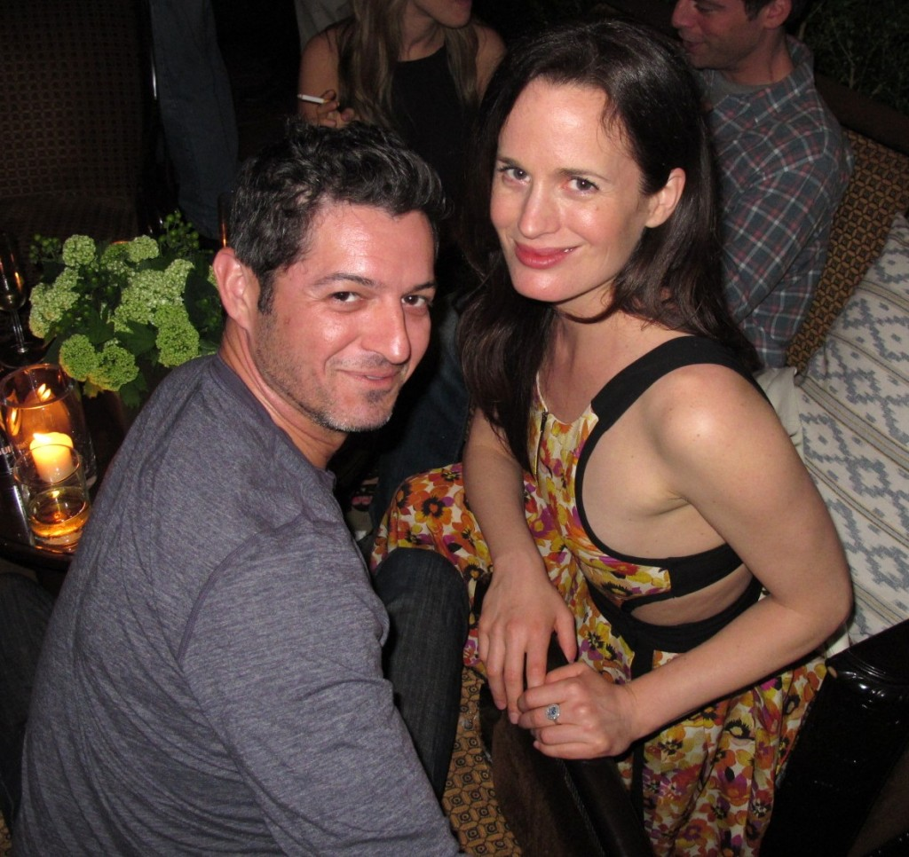 Elizabeth Reaser, The Bling Ring premiere after party