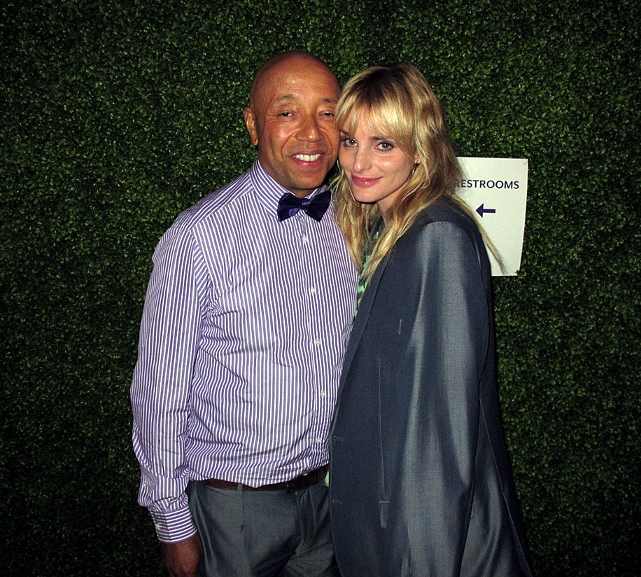 Russell Simmons, Chrysalis Butterfly Ball 2013