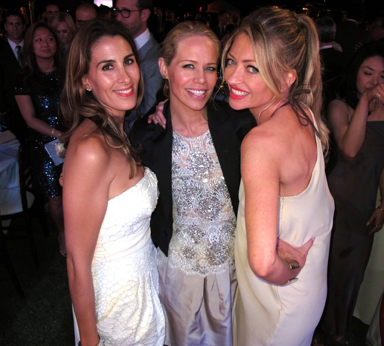 Maryam Lieberman, Rebecca Gayheart-Dane, Chrysalis Butterfly Ball 2013