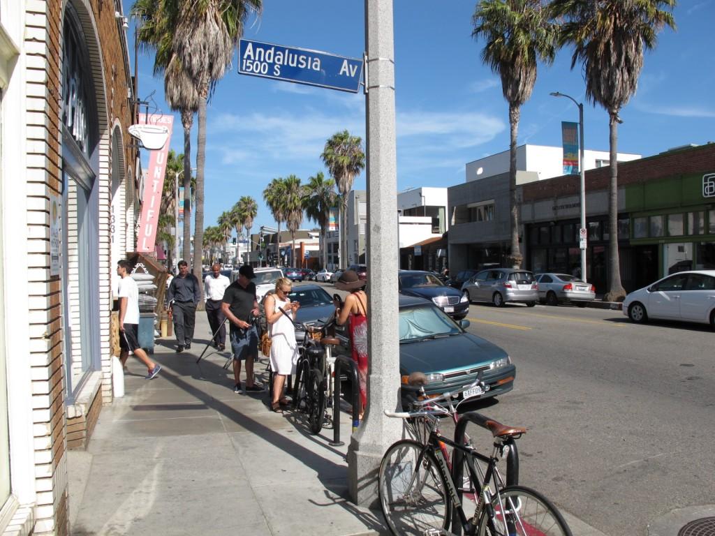 Abbot Kinney Venice Beach