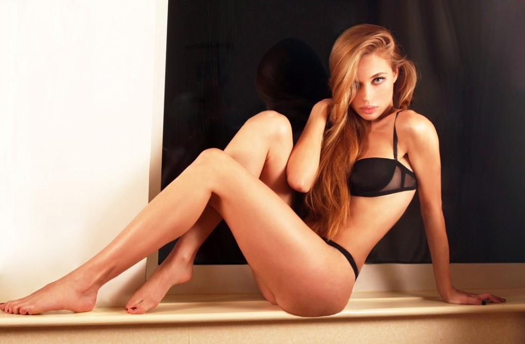 model, Natasha Galkina, Natalie Gal