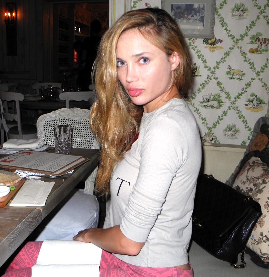 Natalie Gal Mari Vanna Los Angeles