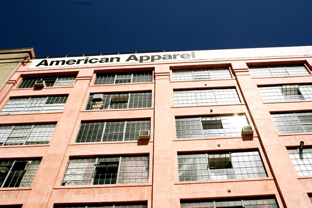 Larz American Apparel