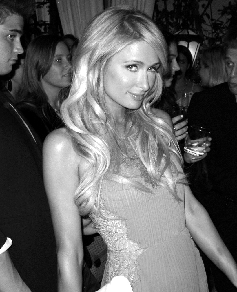RED HOT ROSTER July 2013 Paris Hilton