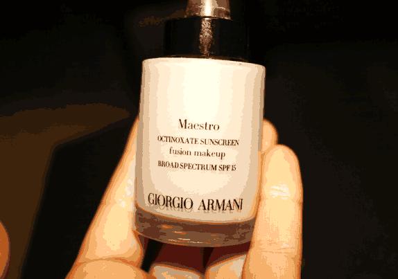 giorgio armani make up