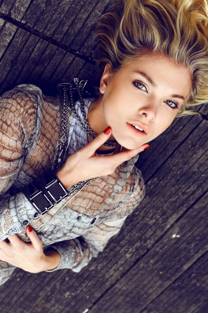 Alessandra Pozzi + fashion