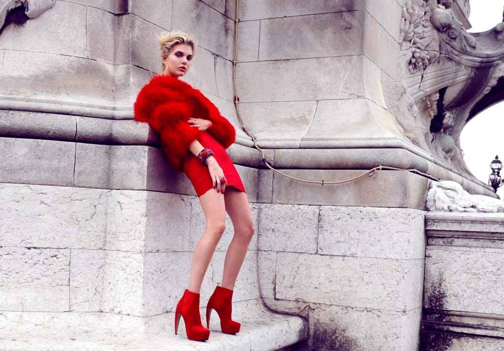 Alessandra Pozzi paris red hot