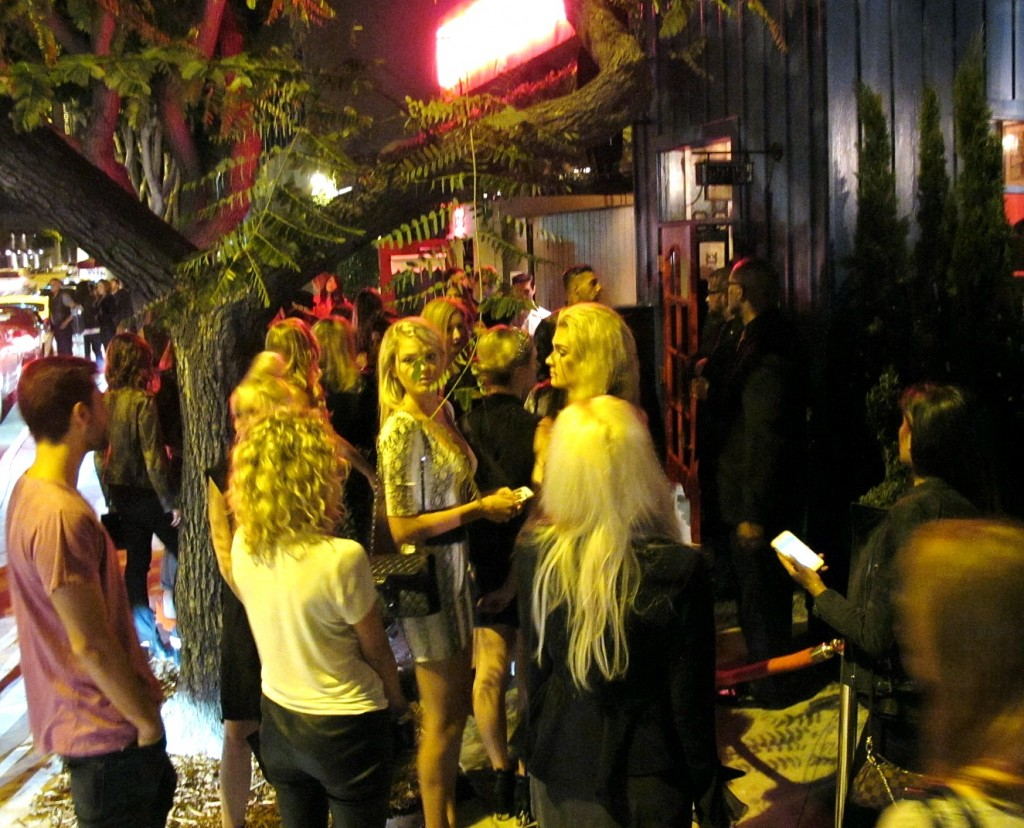 Hooray Henry's + Los Angeles + launch + David Arquette + LA + West Hollywood
