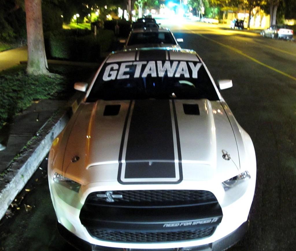 Getaway Premiere Shelby Mustang Cobra