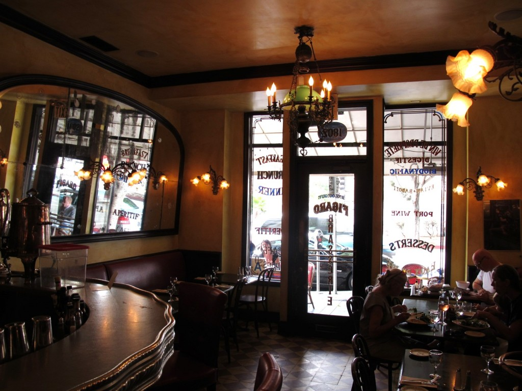 Figaro Bistrot + Los Feliz + Los Angeles + LA + French + restaurant