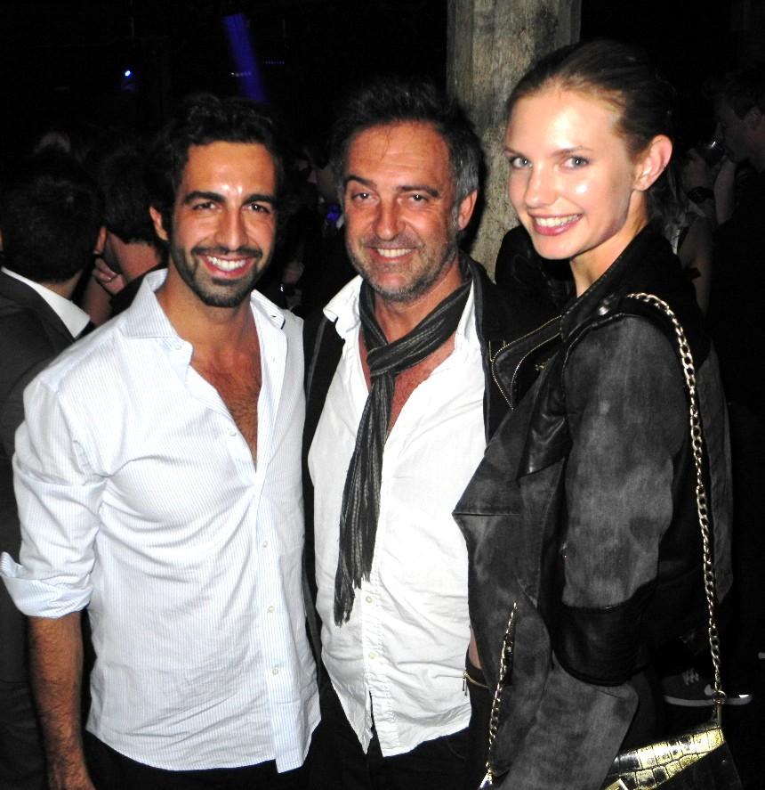 Antoine Verglas, Isabella Persson Oberg, VIP ROOM, Paris, opening, New York
