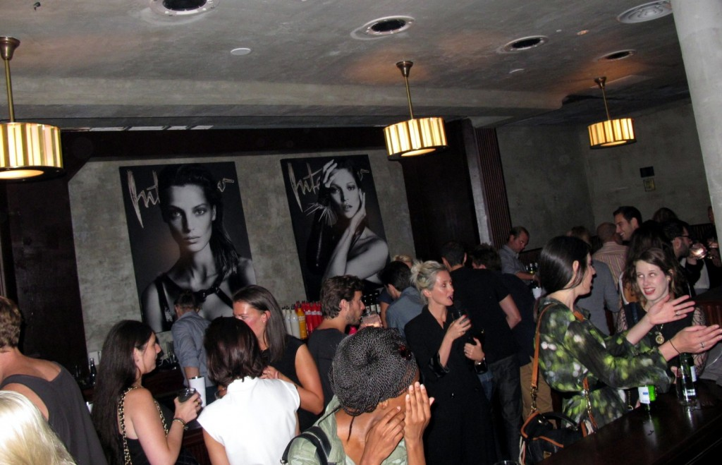 Interview Magazine Party