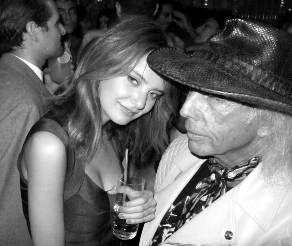 Quin Lake, James Goldstein, Jimmy Goldstein, Purple Magazine + fashion week + top of the standard + boom boom room