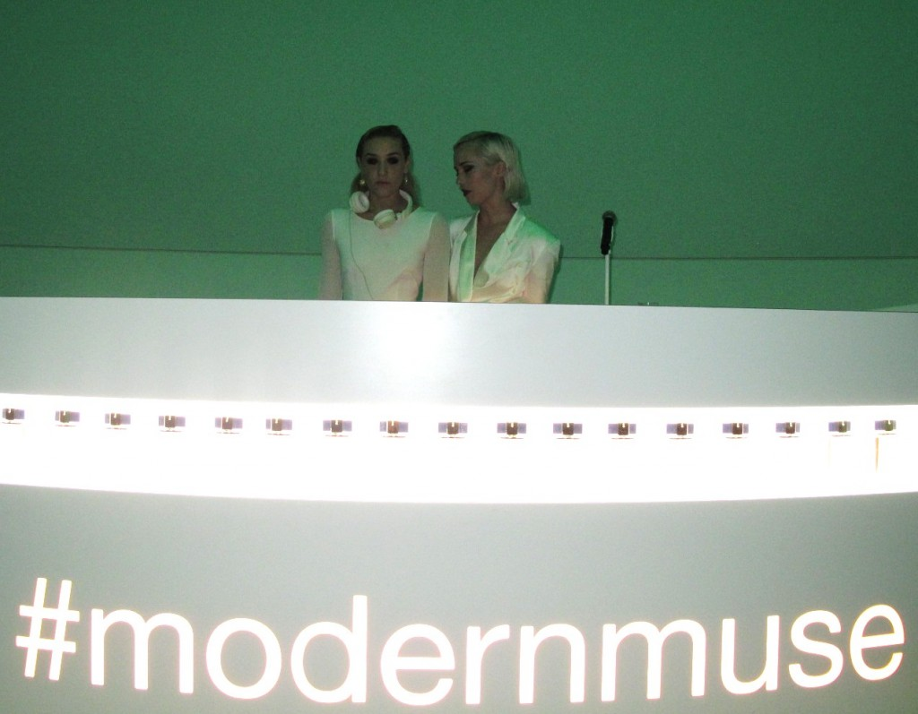 The Dolls, Mia Moretti, Margot, Estee Lauder, launch, Modern Muse, Guggenheim