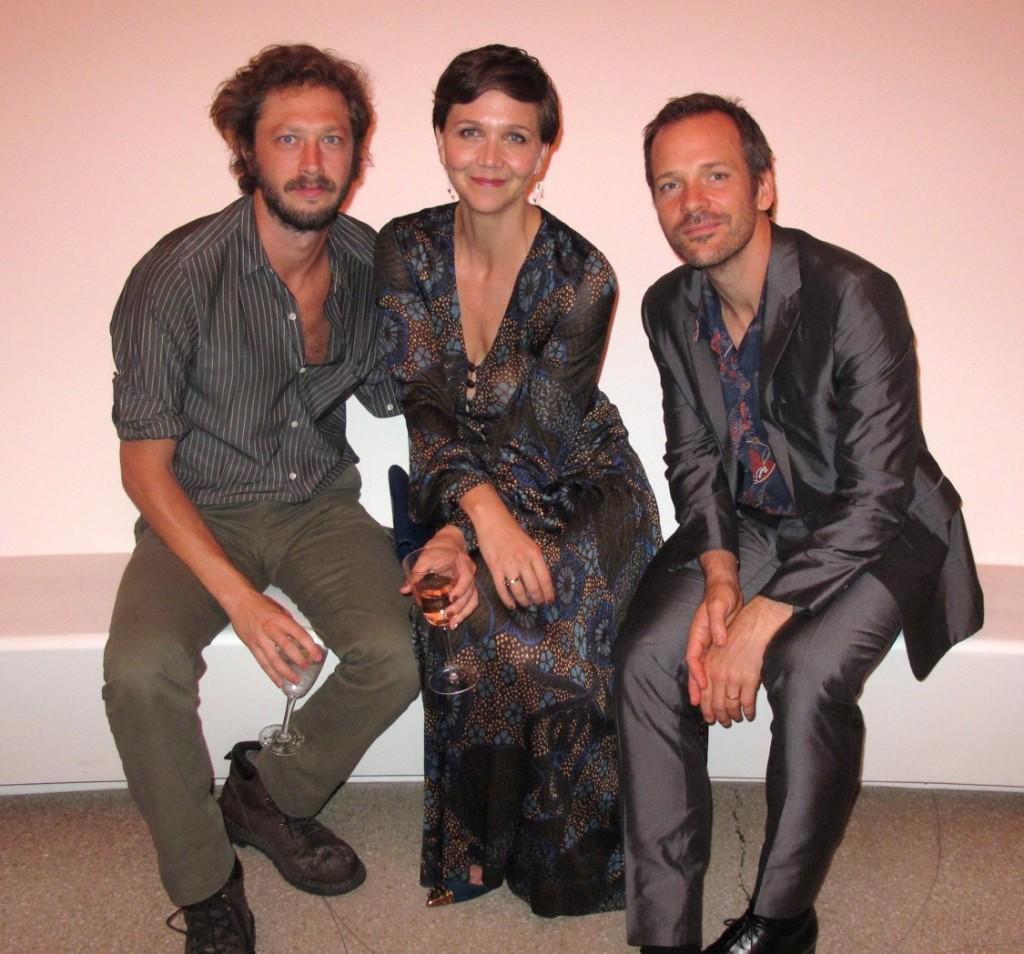 Maggie Gyllenhaal, Estee Lauder + Modern Muse + Launch + Guggenheim