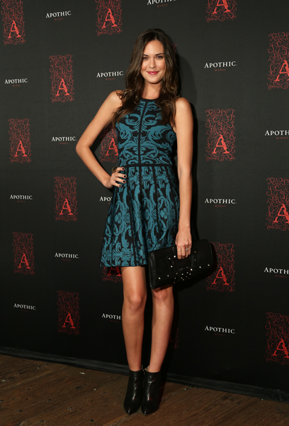 Odette Annable Celebrates the  Launch of Apothic Dark, a Limited-Edition Wine