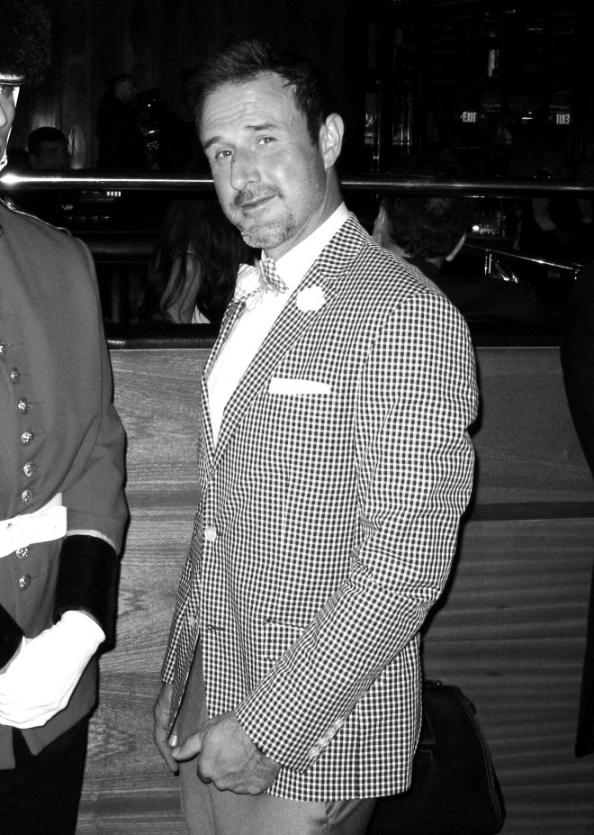 RED HOT ROSTER August 2013 David Arquette