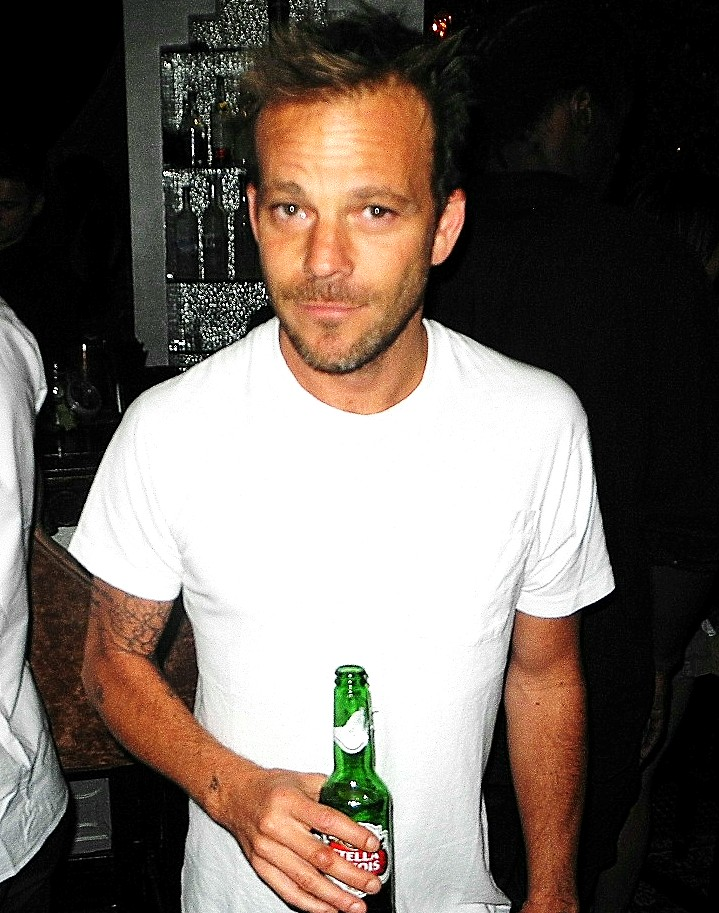 RED HOT ROSTER September 2013 Stephen Dorff
