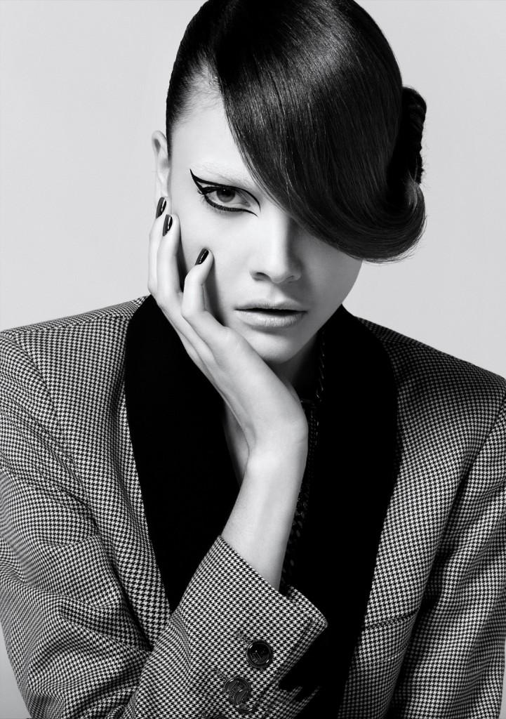 Solweig Rediger Lizlow + model